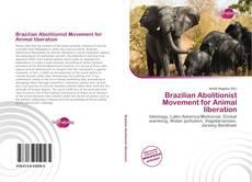 Обложка Brazilian Abolitionist Movement for Animal liberation
