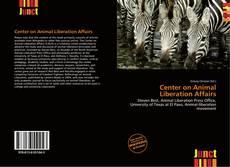 Обложка Center on Animal Liberation Affairs
