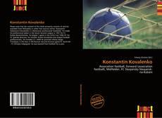 Capa do livro de Konstantin Kovalenko