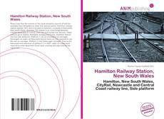 Обложка Hamilton Railway Station, New South Wales
