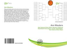 Bookcover of Ann Wauters