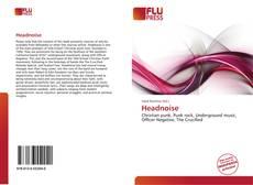 Buchcover von Headnoise