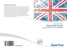 Bookcover of Diplomatic Corps