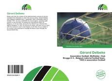 Bookcover of Gérard Delbeke