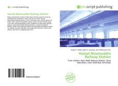 Bookcover of Hazrat Nizamuddin Railway Station