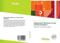 Bookcover of Diplomatic Missions in the United Kingdom