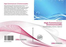 Обложка High Commissioner (Commonwealth)