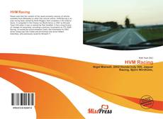 Bookcover of HVM Racing