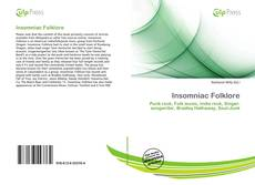 Bookcover of Insomniac Folklore