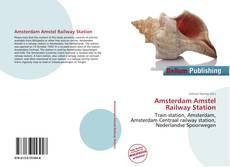 Buchcover von Amsterdam Amstel Railway Station
