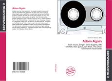 Buchcover von Adam Again