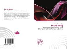Обложка Lei Kit Meng
