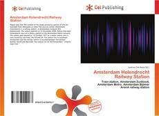 Buchcover von Amsterdam Holendrecht Railway Station