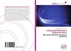 Integrated Windows Authentication的封面
