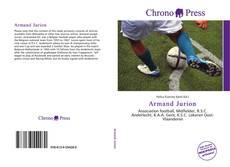 Bookcover of Armand Jurion