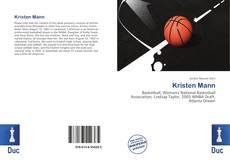 Bookcover of Kristen Mann