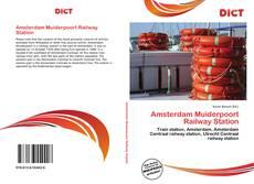 Buchcover von Amsterdam Muiderpoort Railway Station