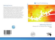 Bookcover of Indexing Service