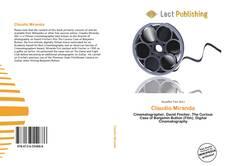 Buchcover von Claudio Miranda