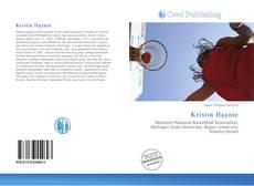 Bookcover of Kristin Haynie