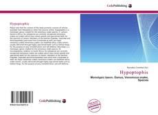 Hypoptophis kitap kapağı