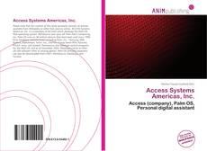 Borítókép a  Access Systems Americas, Inc. - hoz