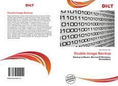 Borítókép a  Double Image Backup - hoz