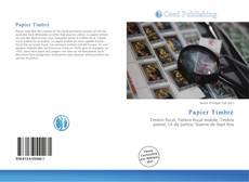 Borítókép a  Papier Timbré - hoz