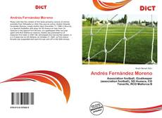 Bookcover of Andrés Fernández Moreno