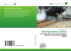 Bookcover of Bath Spa Railway Station