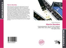 Bookcover of Harris Savides