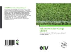 Buchcover von 1962 Minnesota Vikings Season