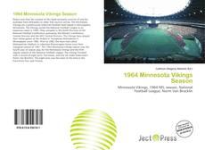 Buchcover von 1964 Minnesota Vikings Season