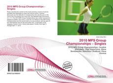 Обложка 2010 MPS Group Championships – Singles