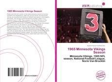 Buchcover von 1965 Minnesota Vikings Season