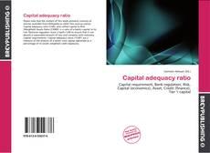 Bookcover of Capital adequacy ratio