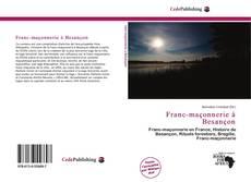 Capa do livro de Franc-maçonnerie à Besançon