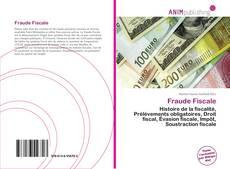 Обложка Fraude Fiscale