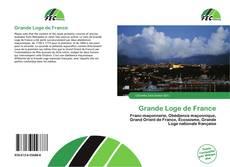 Bookcover of Grande Loge de France