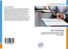 Bookcover of Don Stenberg