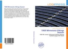 Buchcover von 1969 Minnesota Vikings Season