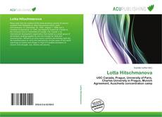 Capa do livro de Lotta Hitschmanova