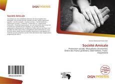 Bookcover of Société Amicale
