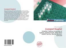 Portada del libro de Liverpool Hospital