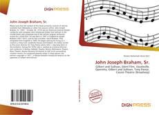 Обложка John Joseph Braham, Sr.