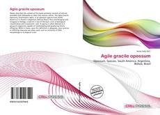 Bookcover of Agile gracile opossum