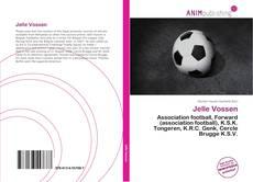 Buchcover von Jelle Vossen