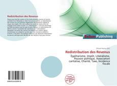 Bookcover of Redistribution des Revenus