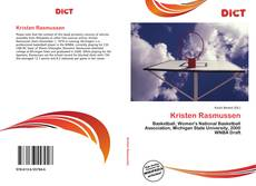 Bookcover of Kristen Rasmussen