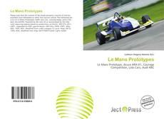 Обложка Le Mans Prototypes